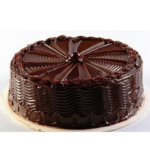 Moist Chocolate Truffle Cake