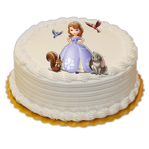 Photo Cakes for Girls