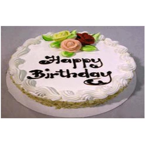 Soft White Cake