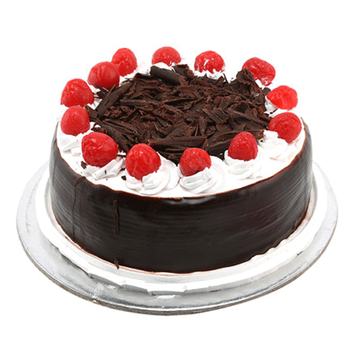 Appetizing Black Forest Cake