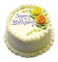 Cool Butterscotch Cake