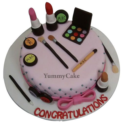 Makeup Cake for Mom