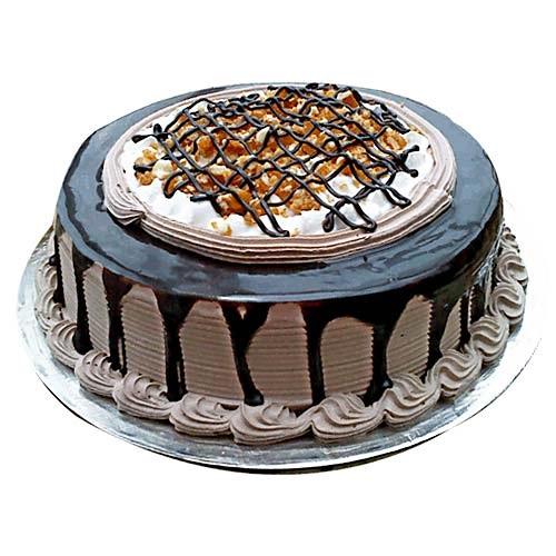Chocolate Butterscotch Cake