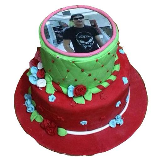 Special Photo Cake