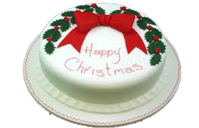 Christmas Celebrations Cake 1kg