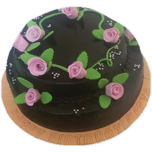 3 Kg Chocolate Birthday Cake