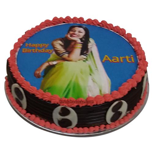 Birthday Photo Cakes