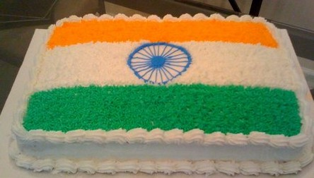 Independence Day Special Cake