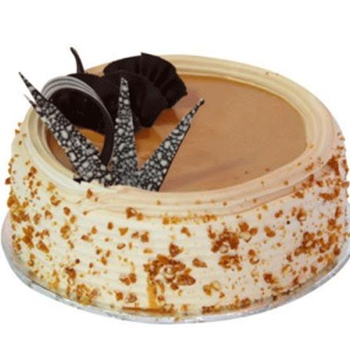 Yummy Butterscotch Cakes