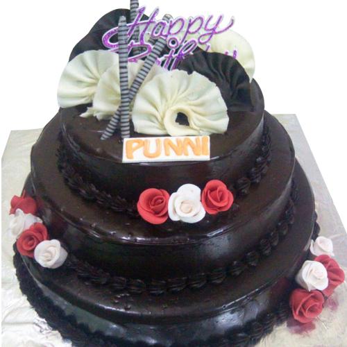 Chocolate Birthday Cake 5kg