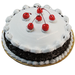 Online Black Forest Cake Order 500 gm