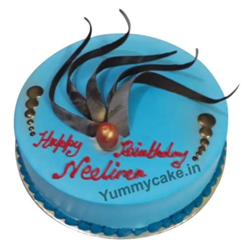 Pleasing Cool Birthday Cakes Online Free Home Delivery Doorstepcake Funny Birthday Cards Online Fluifree Goldxyz