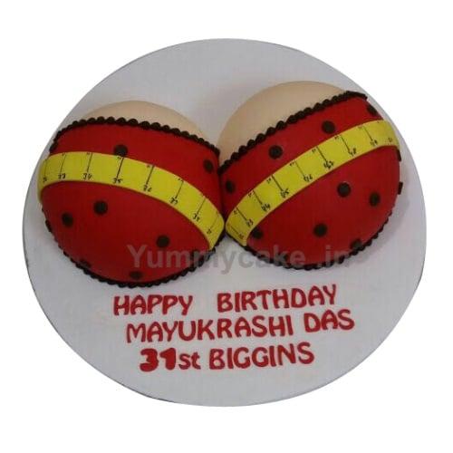 Big Boobs Cake