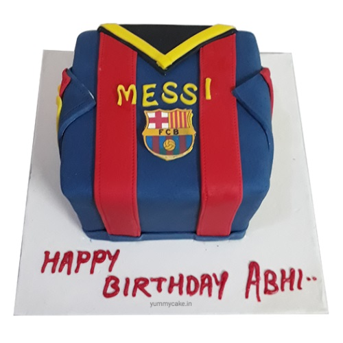 Football Birthday Cakes
