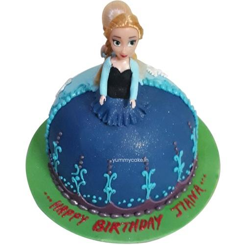 Baby Doll Cake