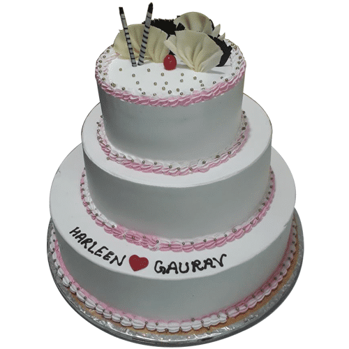 Anniversary Cakes Online Delivery