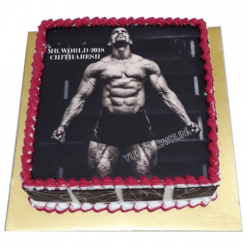 Cake for Bodybuilders