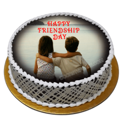 Friendship Day Cake