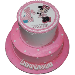 From 449900 Buy Now Minnie Mouse Cake