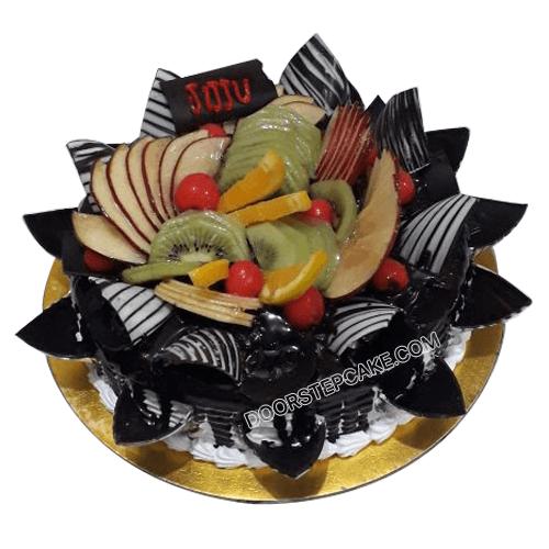 Fruit Birthday Cake Online