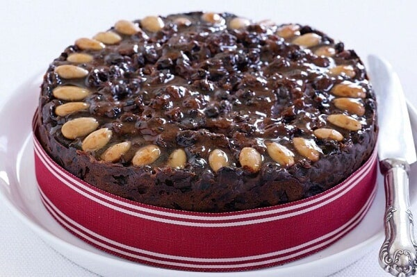 classic fruit cake