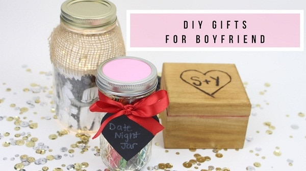Personalized Diy Gift For Boyfriend