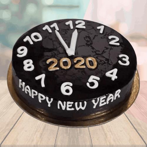 Happy New Year Cake 2020